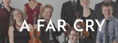 A Far Cry featuring Susan, Graham, mezzo-soprano