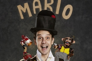 Mario the Magician. POSTPONED